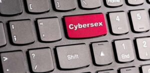 addicted to cybersex